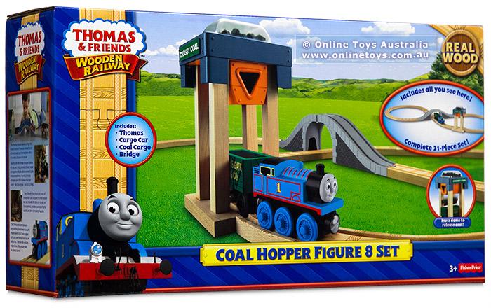 thomas the tank wooden train sets 2