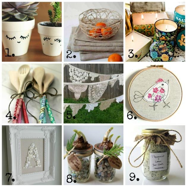 Handmade gifts for women