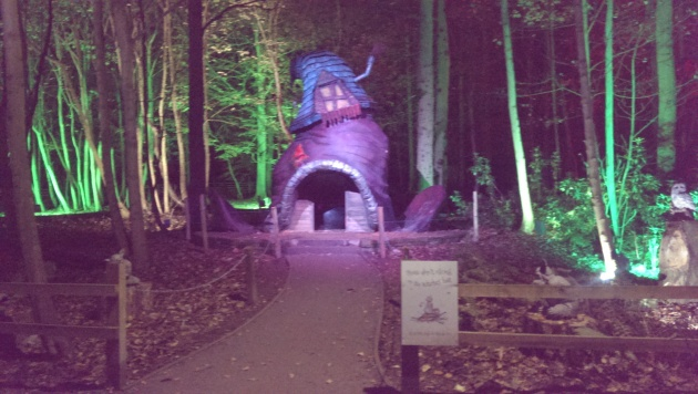 stockled park enchanted forest