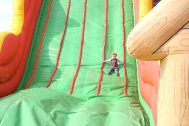 farmer copleys slide