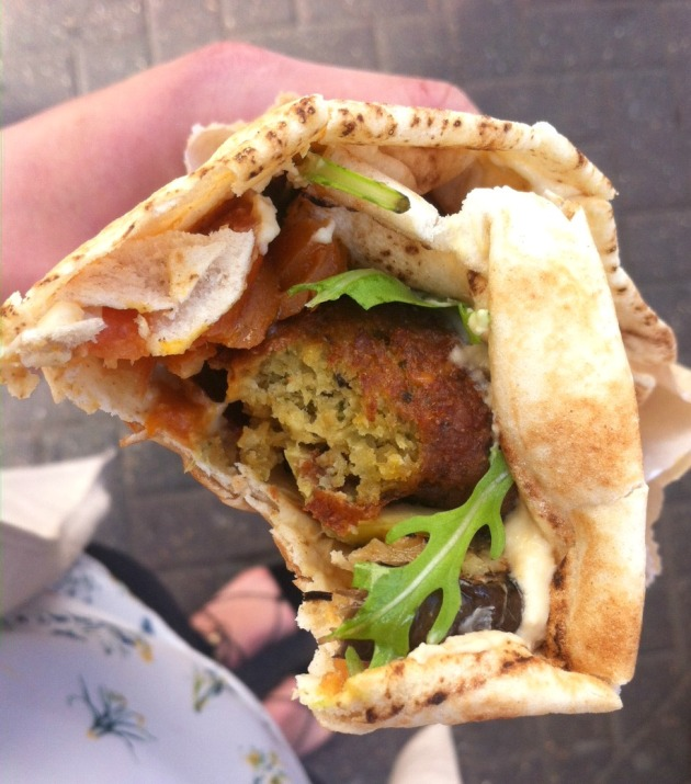 taste of cambridge falafel