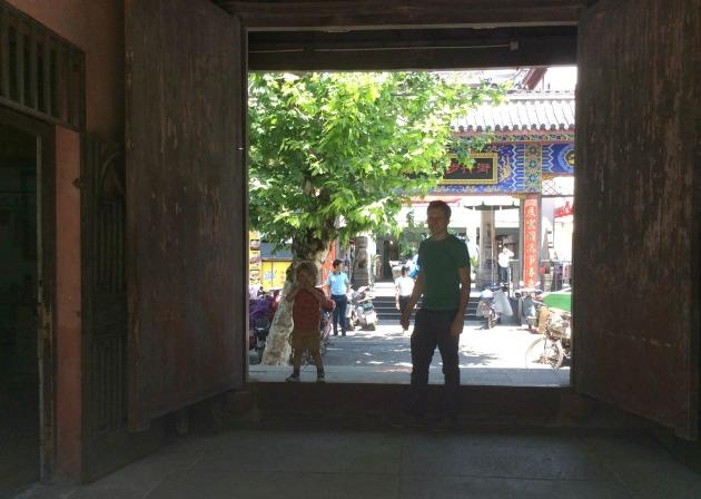 shanghai old town 2